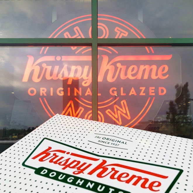 Case Studies - Krispy Kreme