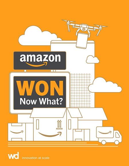 Amazon Won, Now What?